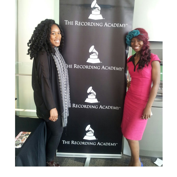 Grammy Future Now Conference in Philly