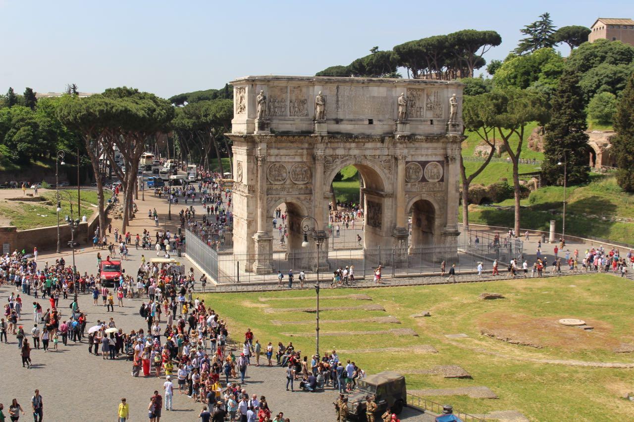 1FT Rome Italy - Campitelli - Lazio, May 20, 2015 - 55 of 75