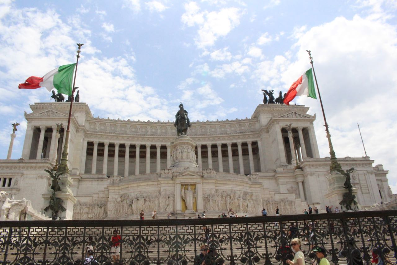 1FT Rome Italy - Campitelli - Lazio, May 20, 2015 - 58 of 75