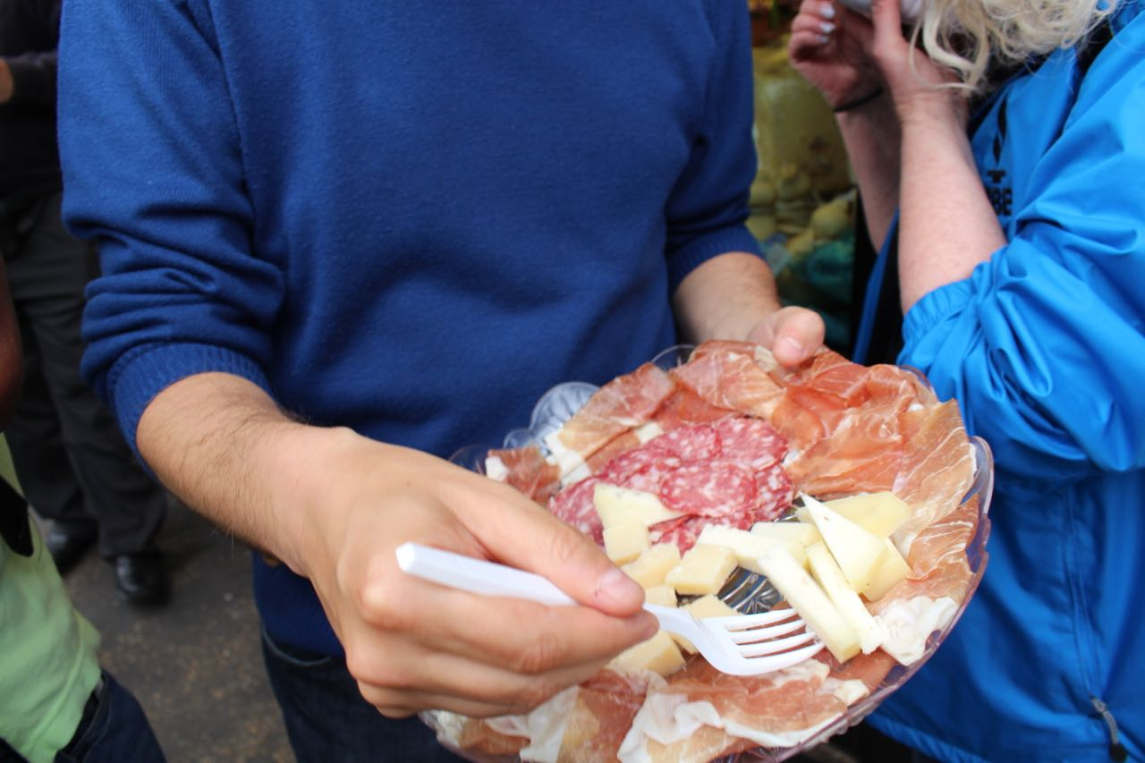 1FTtravel Rome Italy Food Restaurant Tour - Testaccio - Lazio, May 22, 2015 - 14 of 41