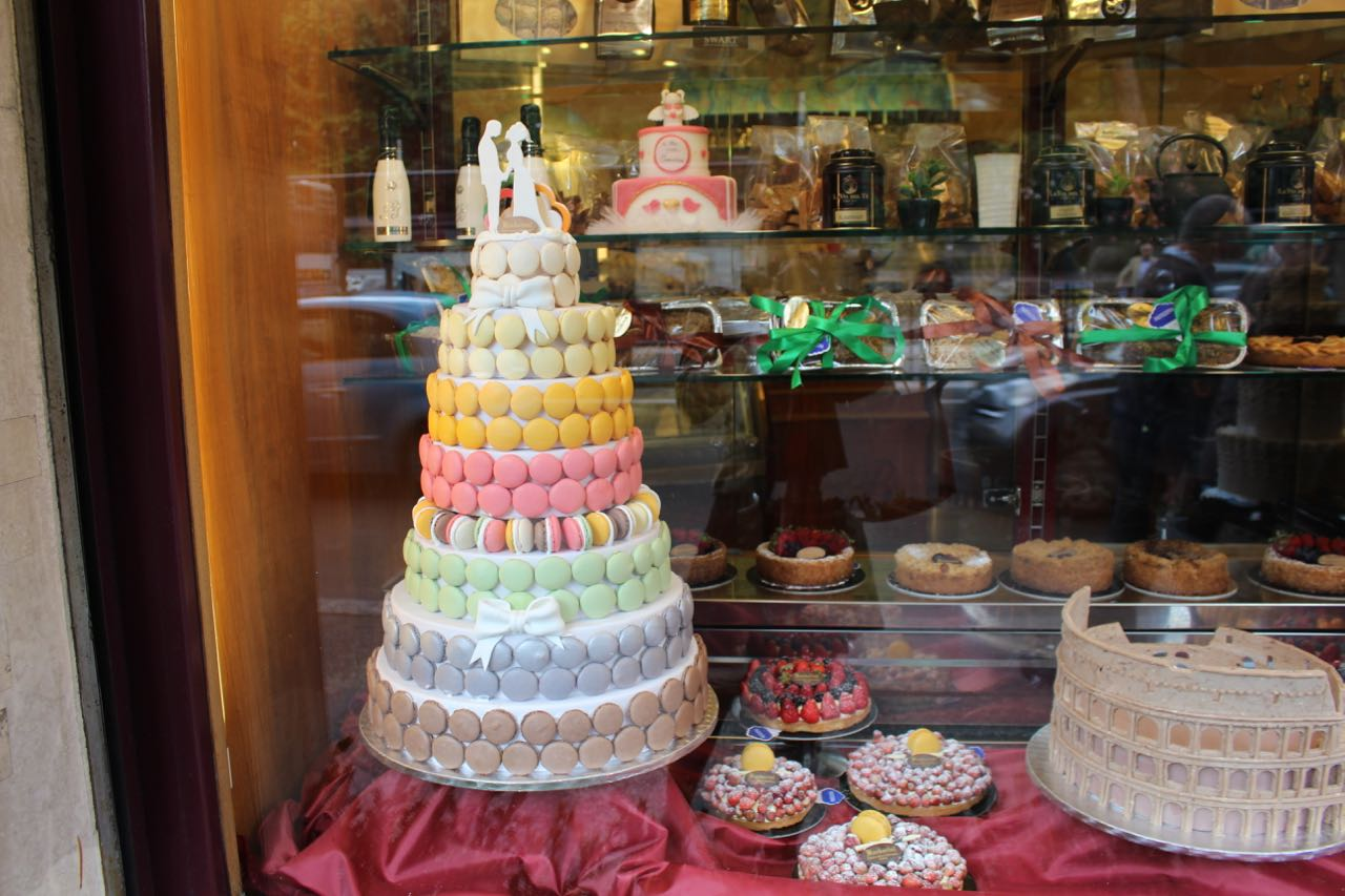 1FTtravel Rome Italy Food Restaurant Tour - Testaccio - Lazio, May 22, 2015 - 2 of 41