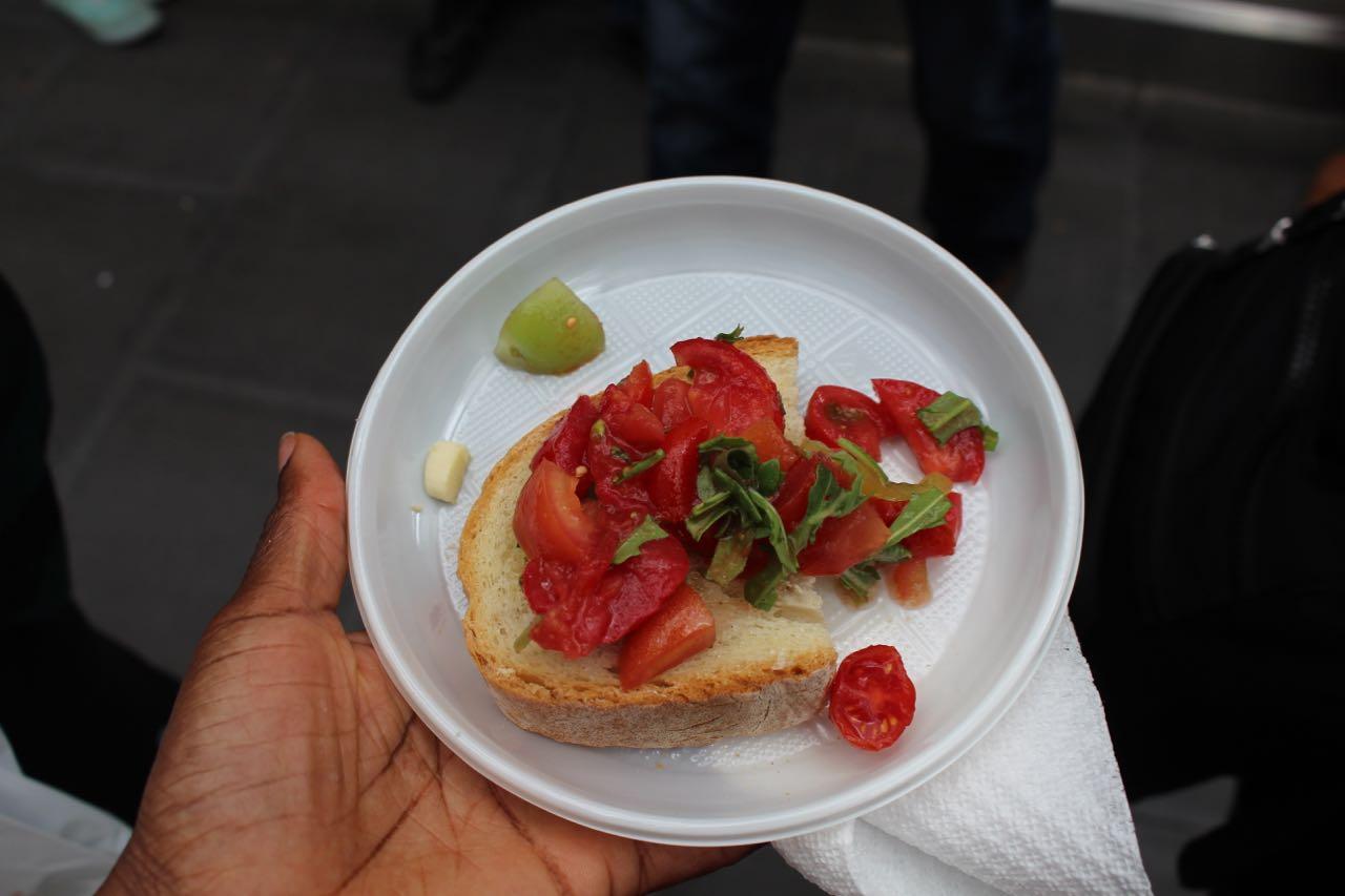 1FTtravel Rome Italy Food Restaurant Tour - Testaccio - Lazio, May 22, 2015 - 21 of 41