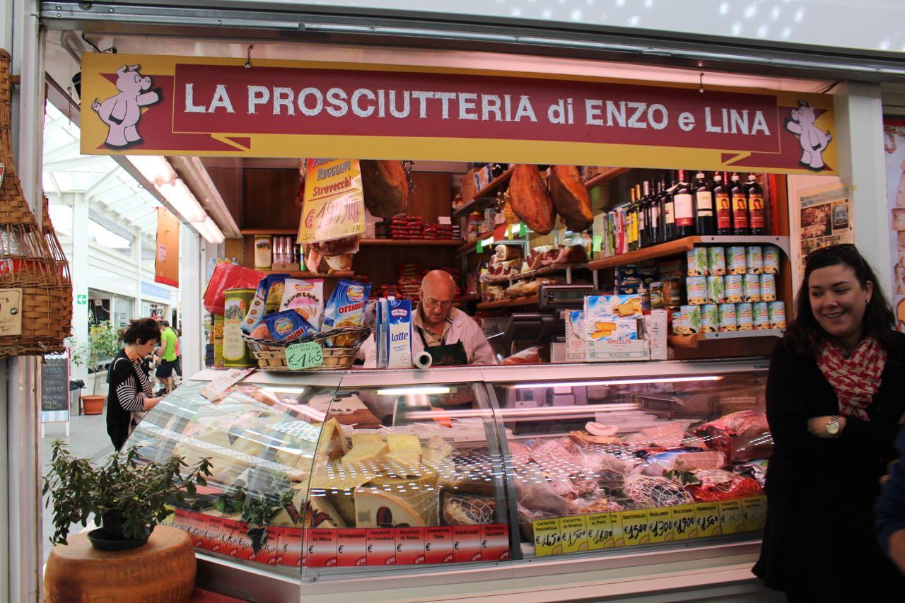 1FTtravel Rome Italy Food Restaurant Tour - Testaccio - Lazio, May 22, 2015 - 22 of 41