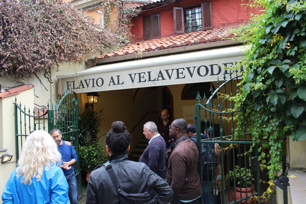 1FTtravel Rome Italy Food Restaurant Tour - Testaccio - Lazio, May 22, 2015 - 27 of 41