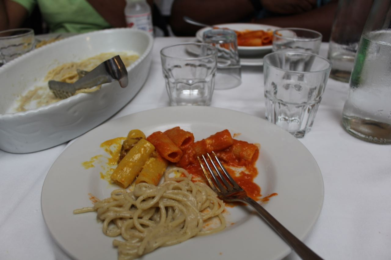 1FTtravel Rome Italy Food Restaurant Tour - Testaccio - Lazio, May 22, 2015 - 32 of 41