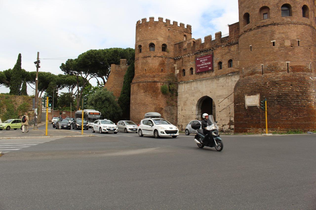 1FTtravel Rome Italy Food Restaurant Tour - Testaccio - Lazio, May 22, 2015 - 40 of 41