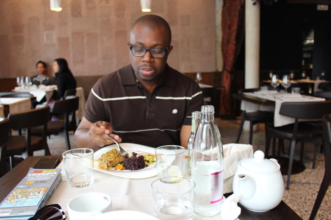 1FTtravel Venice - San Marco - Veneto Lunch, Dinner Milan Italy May 15, 2015 - 1