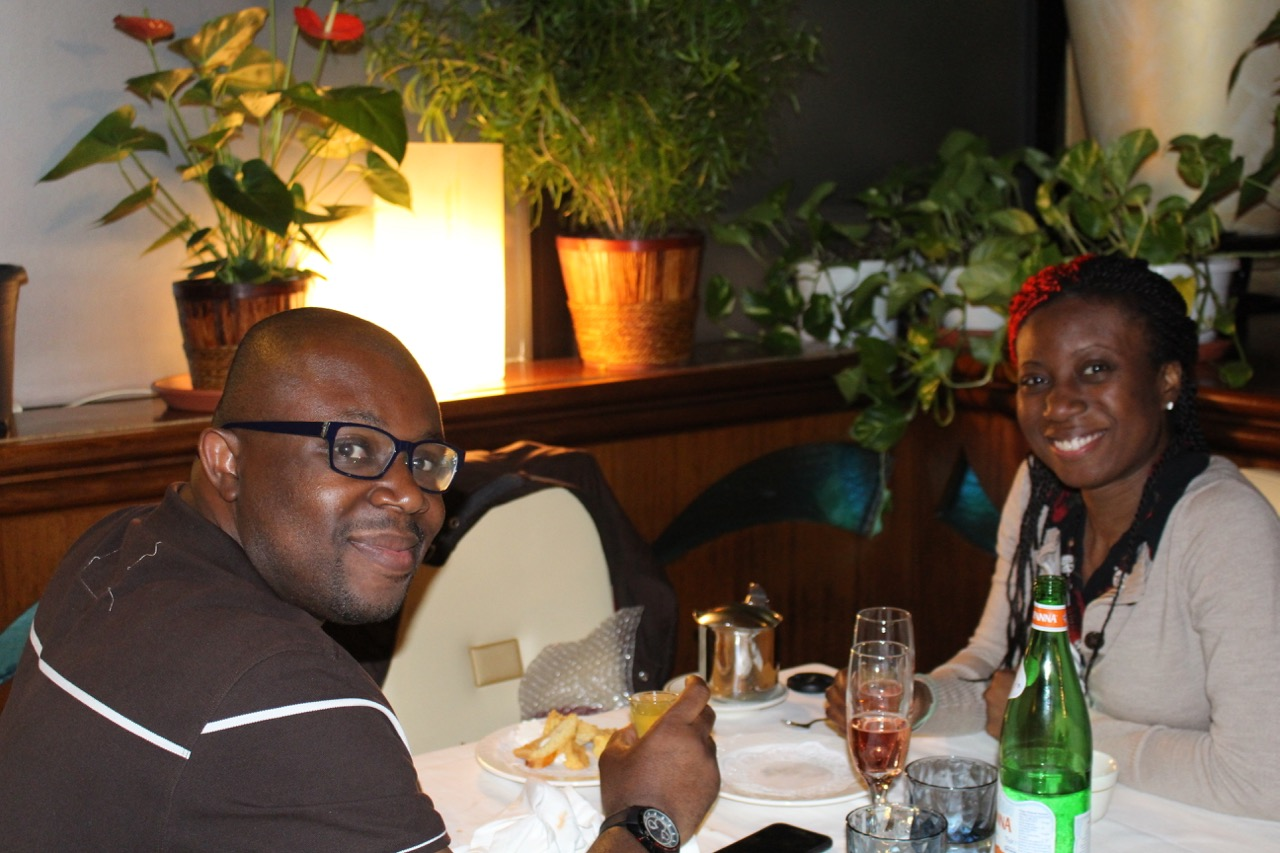 1FTtravel Venice - San Marco - Veneto Lunch, Dinner Milan Italy May 15, 2015 - 7