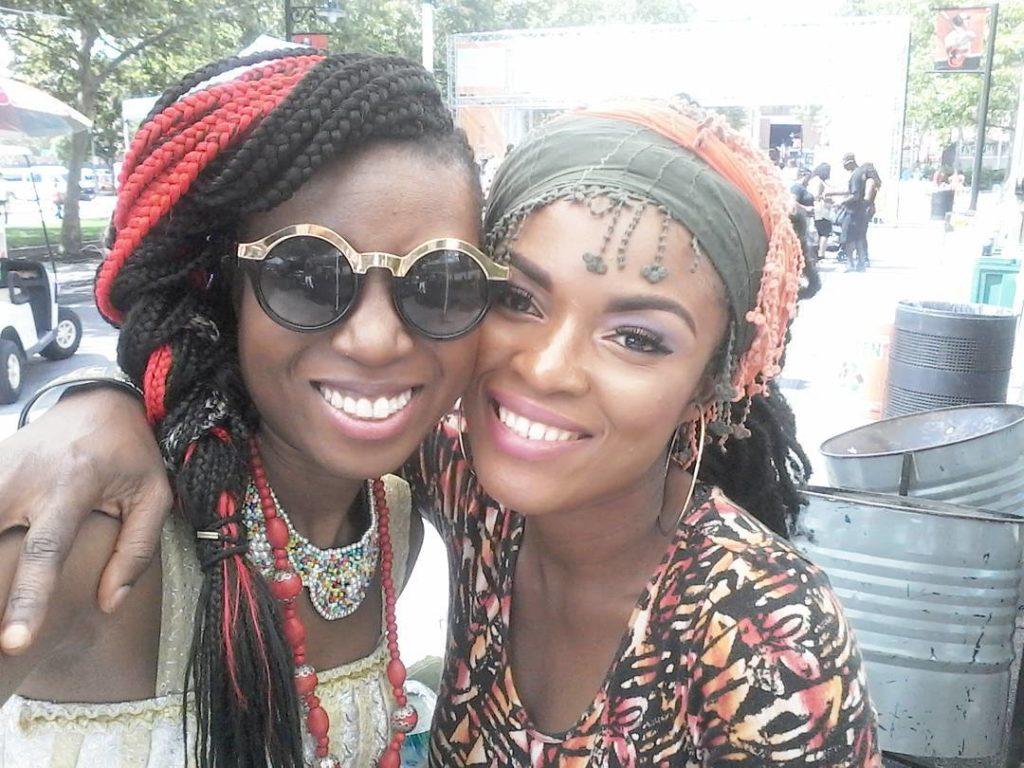 Performed at African American Festival BmoreAAF