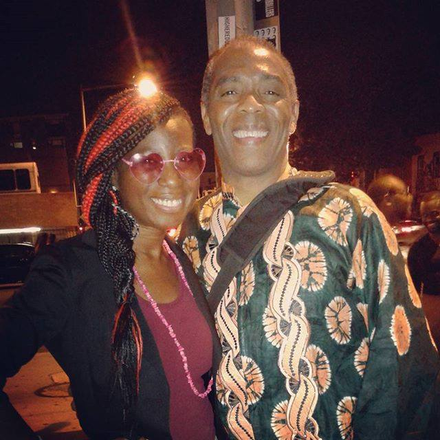 Femi Kuti and Tiwa Savage Live in DC