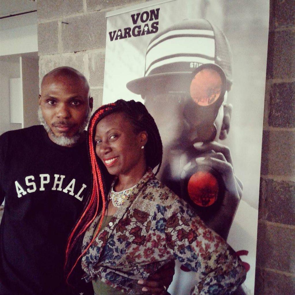 HipHop Press Play with Von Vargas