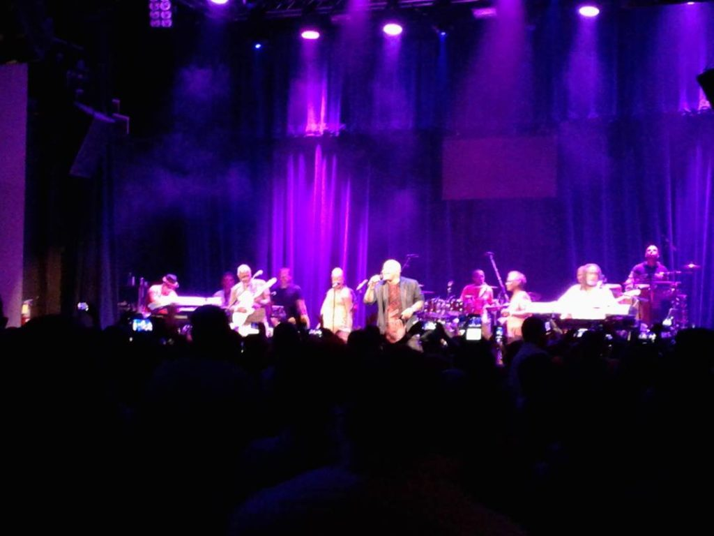 Kassav and Richard Bona at Howard Theater