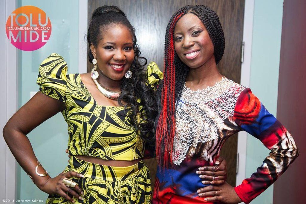 Celebrating da Queen of Bamenda Bday