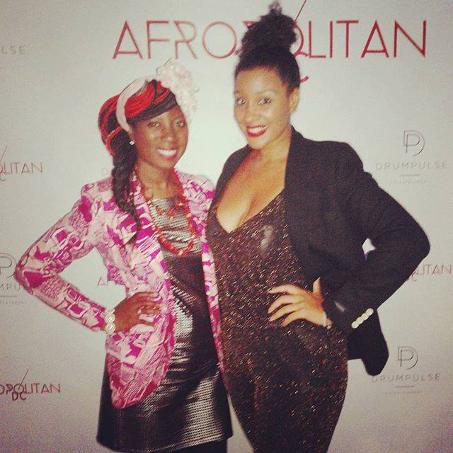 Live at AfropolitanDC August