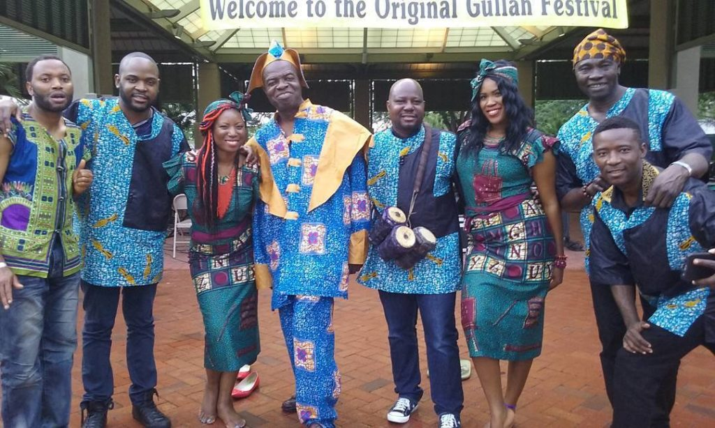 Toby Foyeh and Orchestra Africa at Gullah Fest