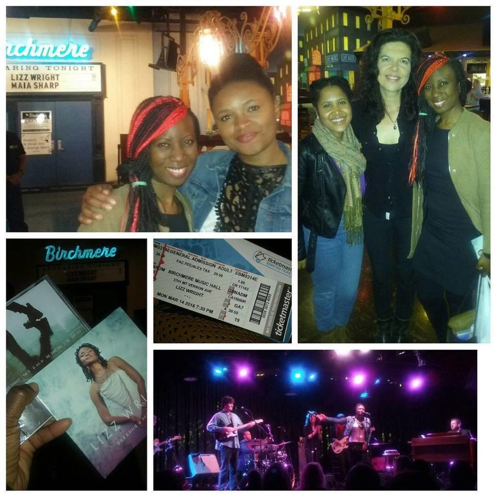Lizz Wright Urban Jazz sounds at Birchmere