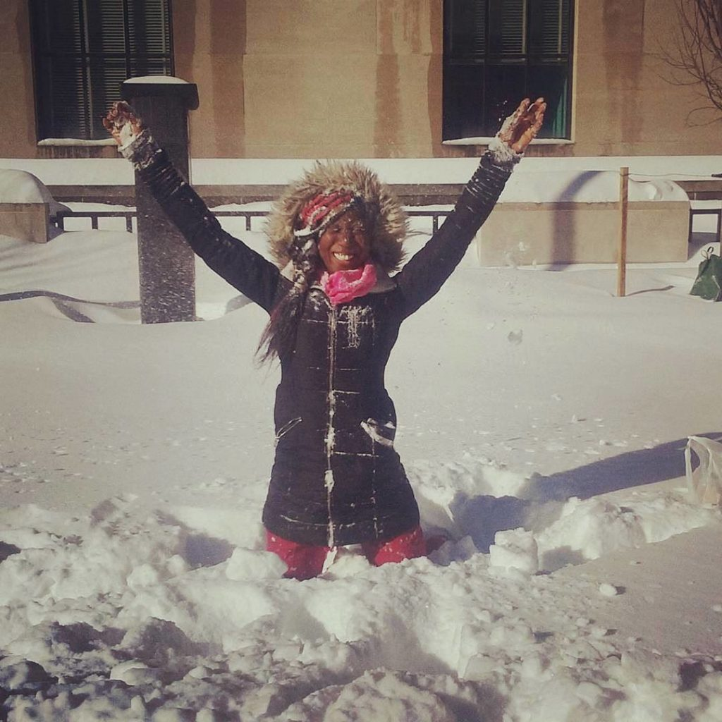 Snow Blizzard Fun Times