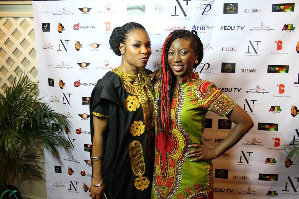 TNT Fashion Show Debut
