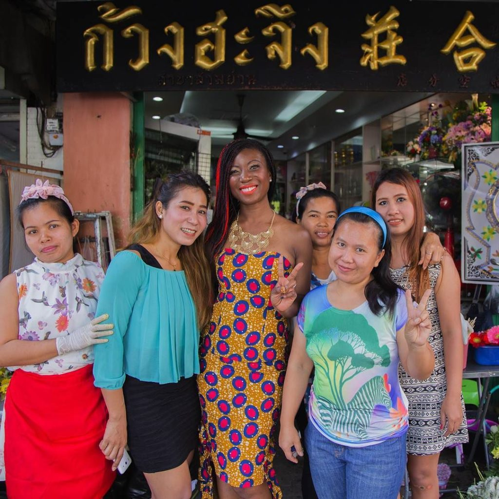Happy to meet you Thai Ladies