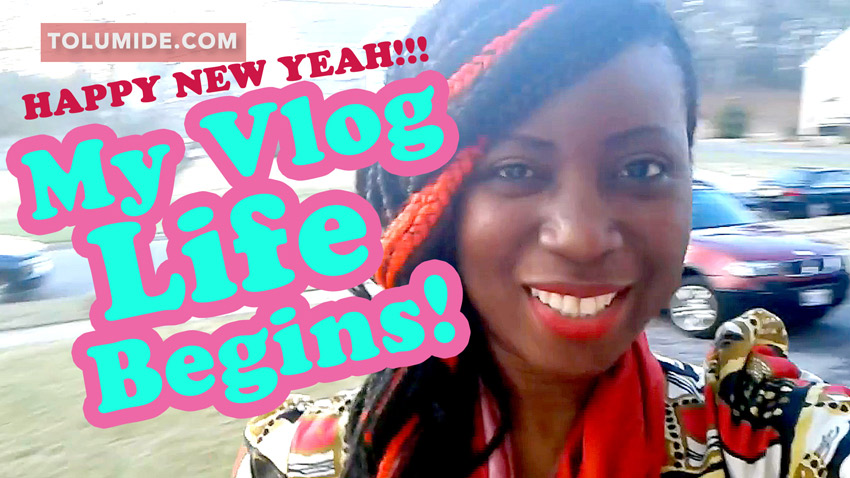 Happy You Year! Subscribe to my Youtube Vlog Channel