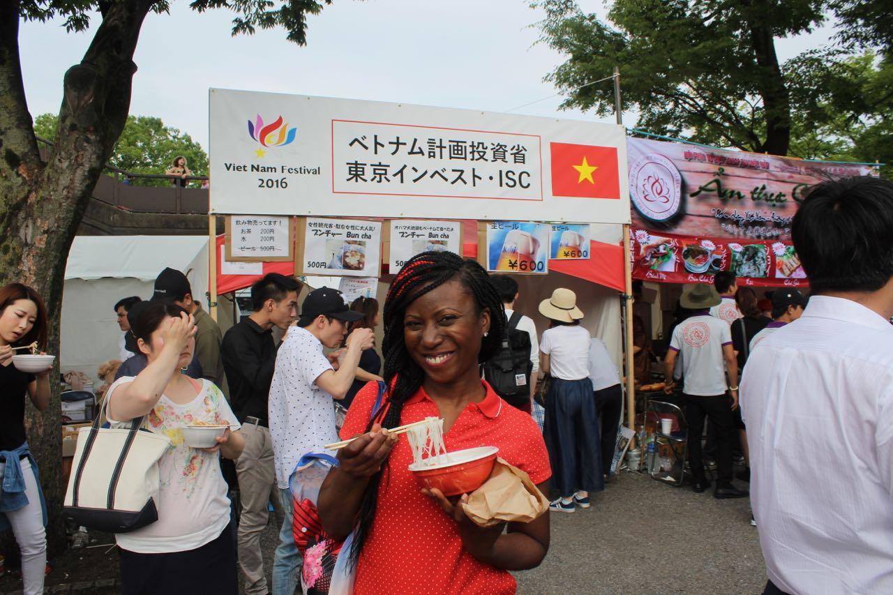 Vietnam Festival in Tokyo