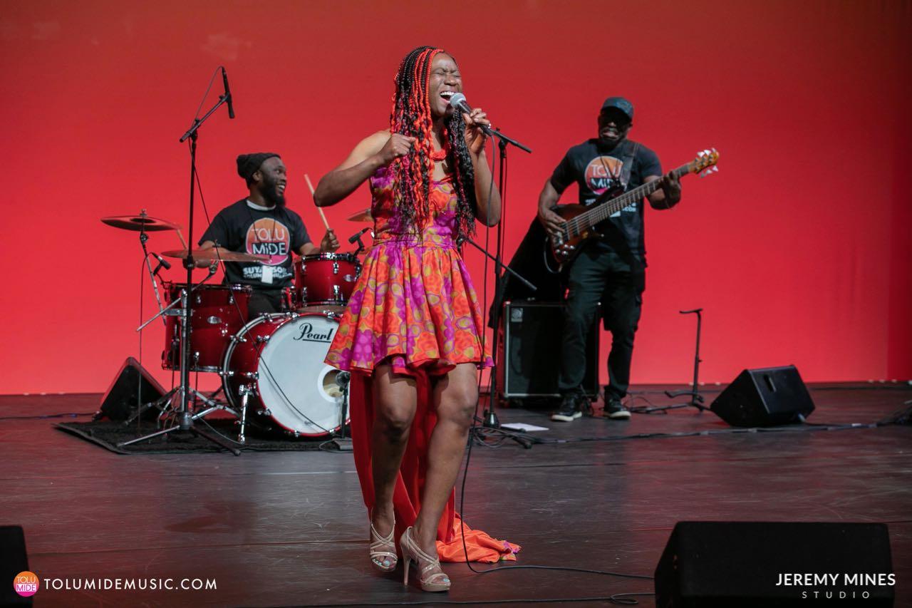 MamaSunshine Album concert
